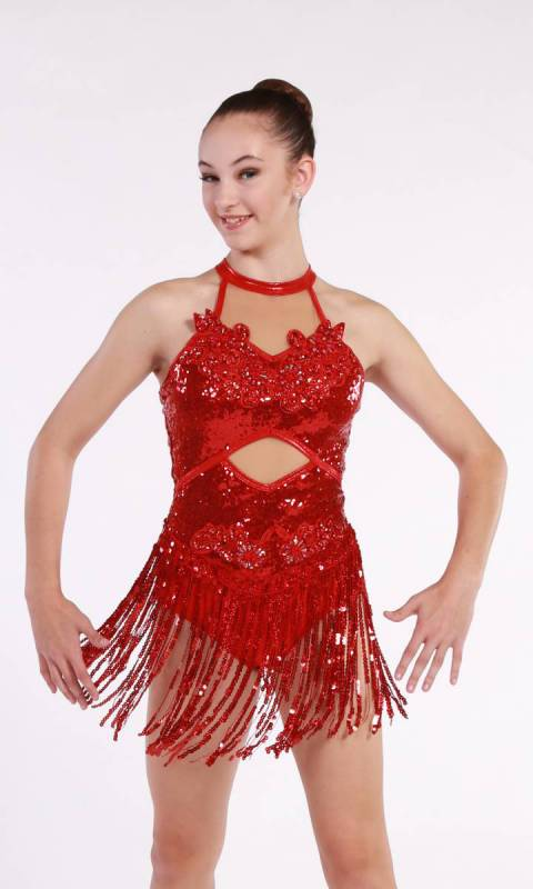 CHICAGO  Dance Costume