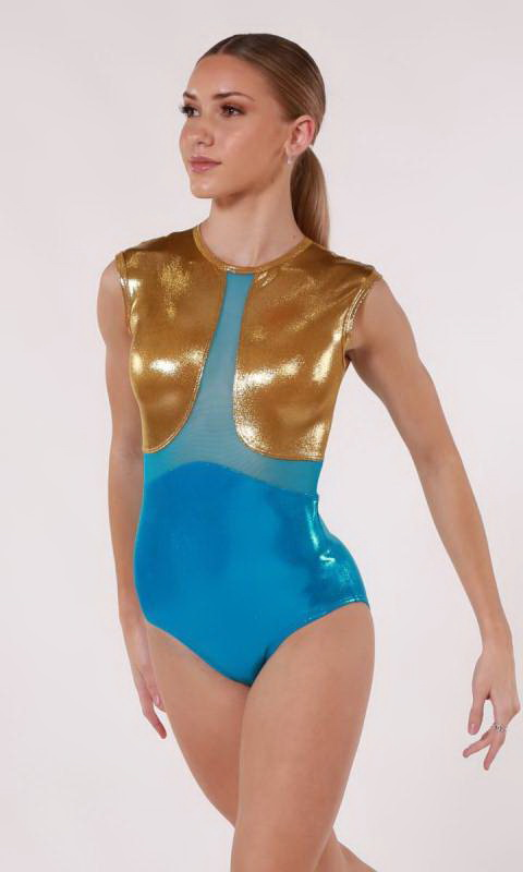 SULTAN - LEOTARD Dance Costume