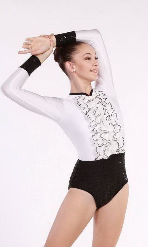 LIZA - LEOTARD  Dance Costume