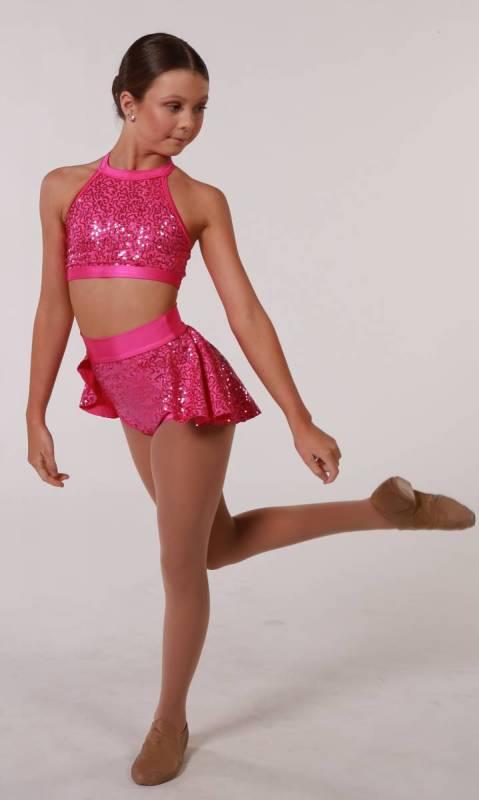 ROXIE  Dance Costume