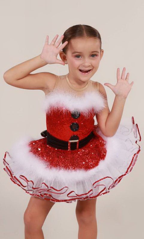 MERRY CHRISTMAS  Dance Costume