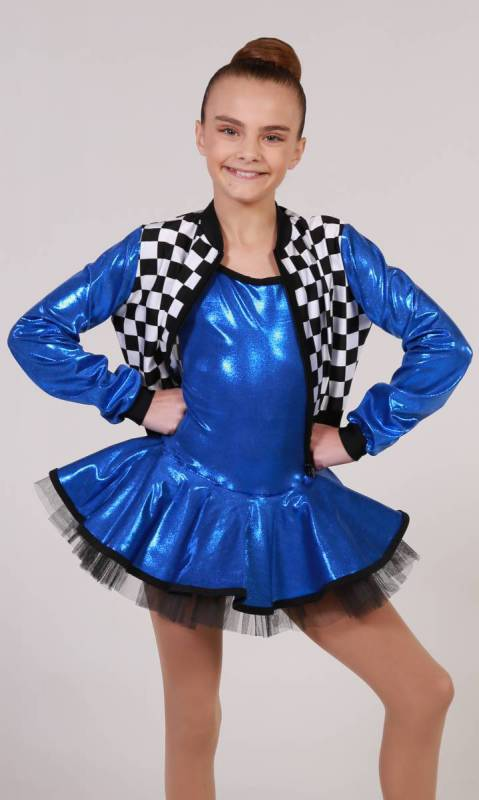 FORMULA 1 Dance Costume
