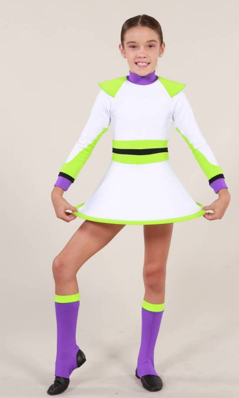 BUZZ  Dance Costume