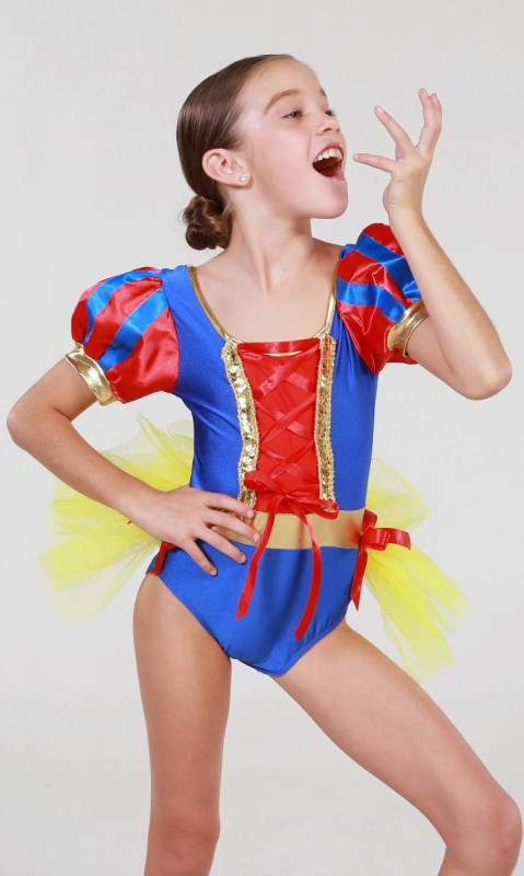 STORYBOOK - SNOW WHITE  Dance Costume