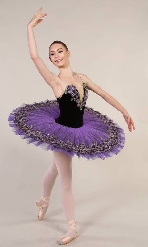 MARGOT - Pancake tutu  Dance Costume