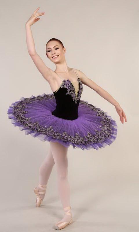 MARGOT - Pancake tutu  Dance Costume
