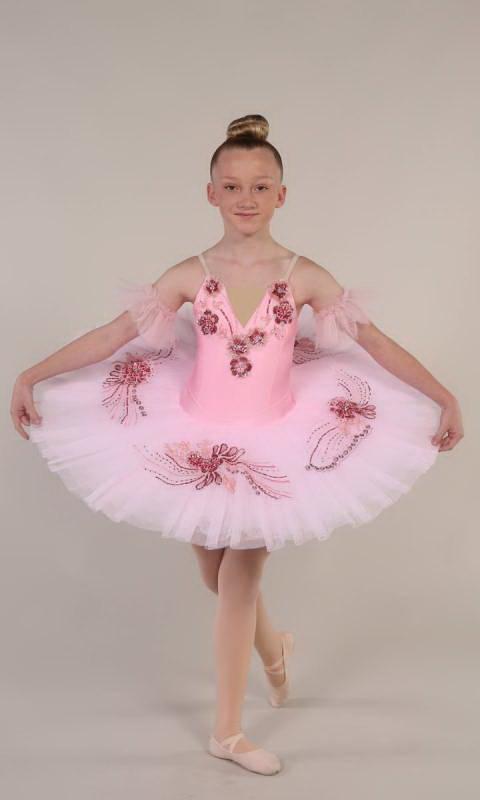 SARINA - Pancake tutu  Dance Costume