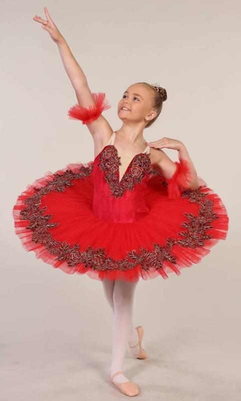 ROSALIE - Pancake tutu  Dance Costume