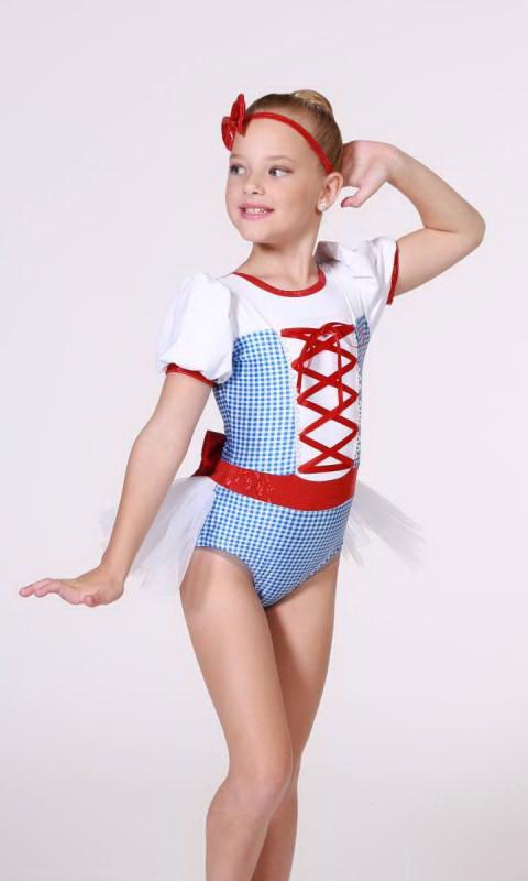 RUBY SLIPPERS - Dorothy Dance Costume