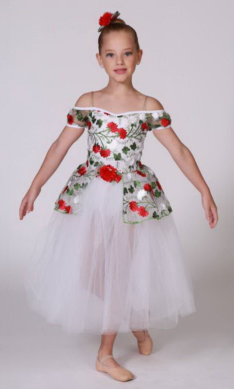 CHRYSANTHEMUM Dance Costume