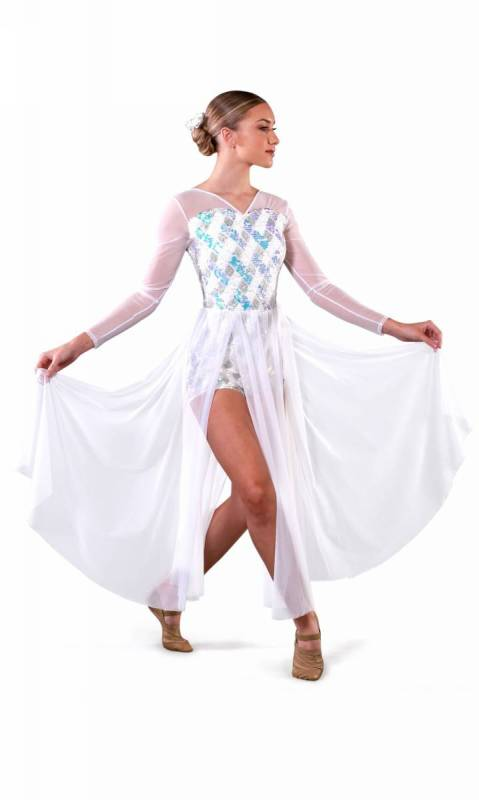 INTO THE UNKNOWN - ELSA Dance Costume