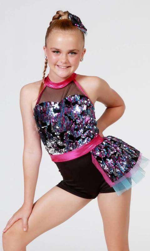 ALL ABOUT THE BASS Dance Costume