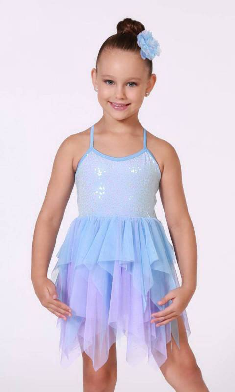 ALL IS FOUND Dance Costume