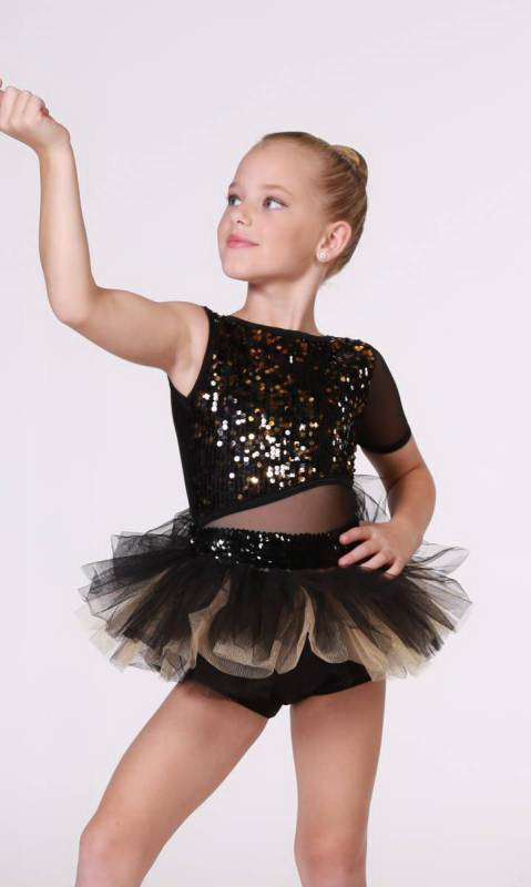 HONEYCOMB Dance Costume