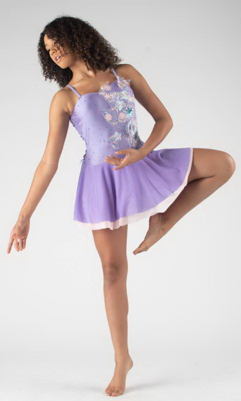 NEVER GROW UP  Dance Costume
