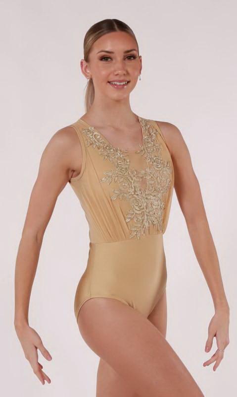 ELEGANCE - Leotard  Dance Costume