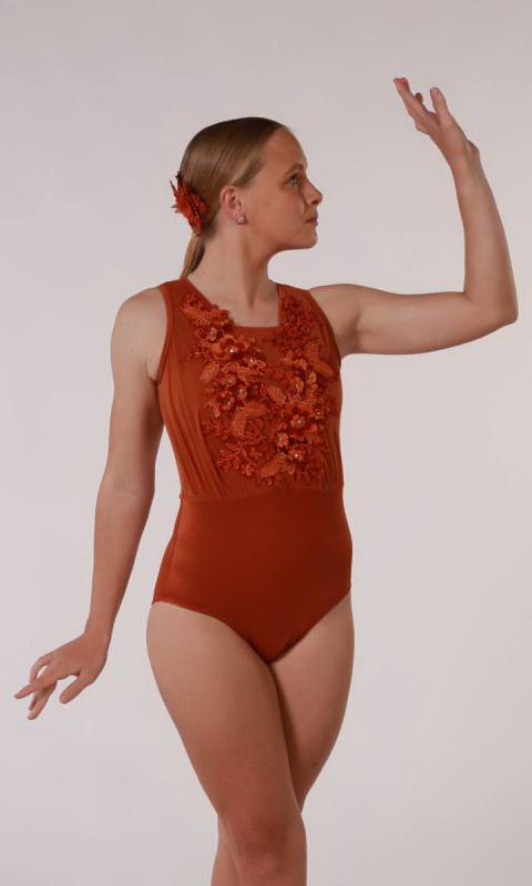ELEGANCE - Leotard  Dance Costume