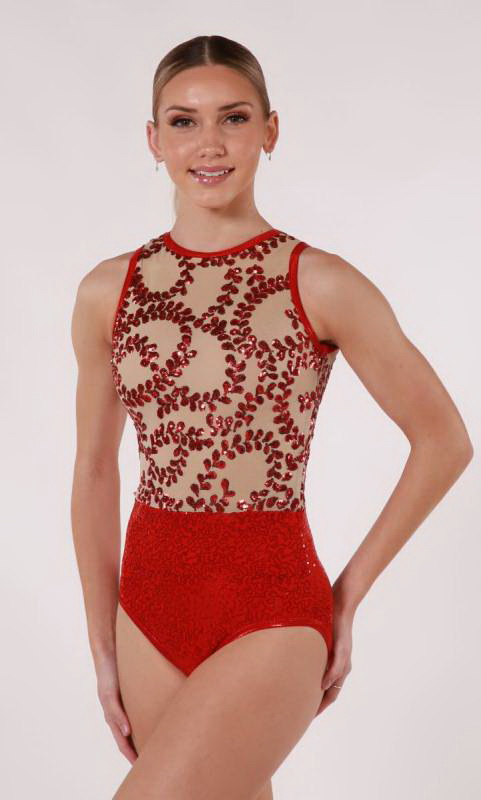 NEW VOGUE - LEOTARD Dance Costume