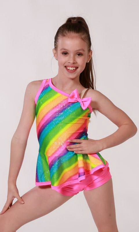 NEW CARNIVAL  2 pc Aust made Dance Costume