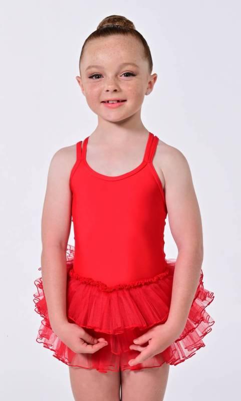 NEW REMI TUTU Dance Studio Uniform