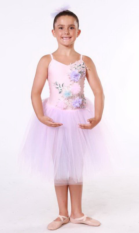 GARDEN PARTY Romantic tutu Dance Costume