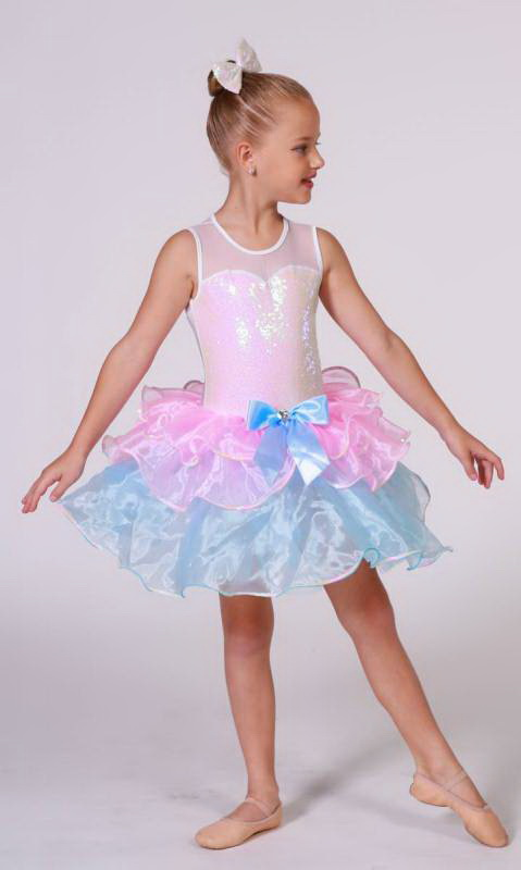 PEARL  Dance Costume
