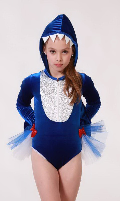 LITTLE SHARK  Dance Costume