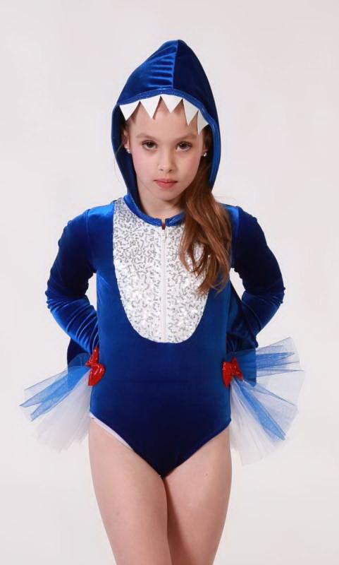 LITTLE SHARK  Dance Costume
