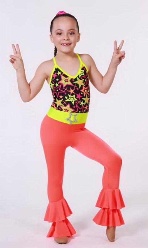 COSMIC GIRL  Dance Costume
