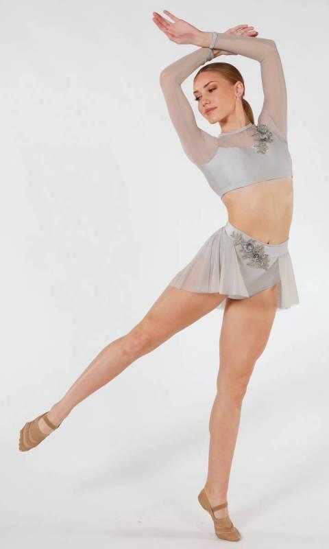 EMBRACE - 2 piece  Dance Costume