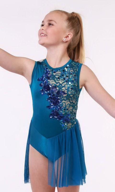 LEAVE A LIGHT ON  Dance Costume