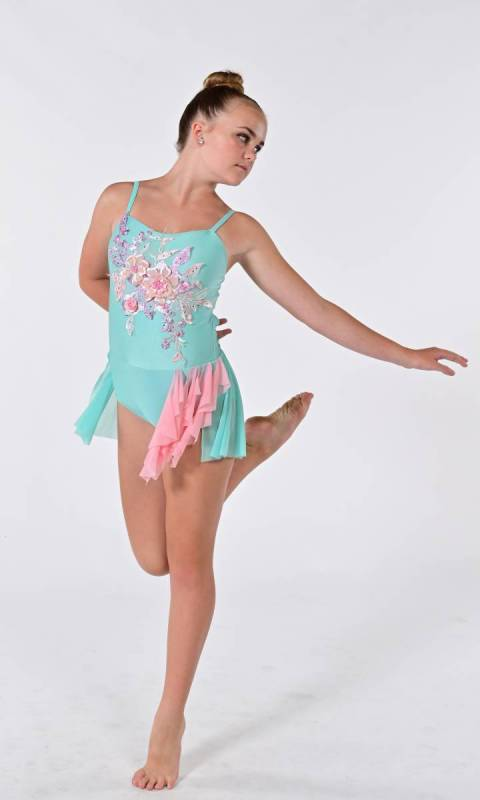 JULIA  Dance Costume