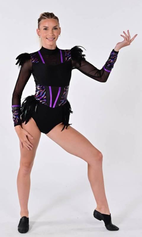 DISTURBIA LEOTARD  Dance Costume