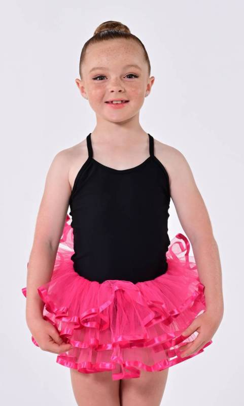 Ribbon tutu  Dance Studio Uniform