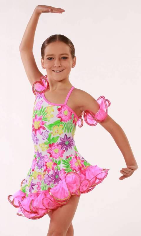 CARMEN - ONE PIECE  Dance Costume
