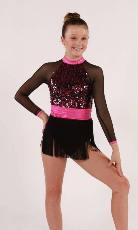 ALL SHOOK UP - sequin hair accessory Dance Costume