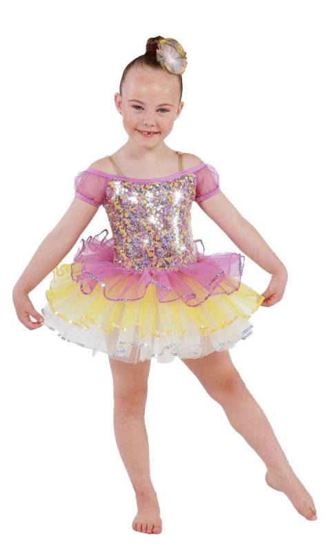 AINT SHE SWEET - hair accessory inc Dance Costume
