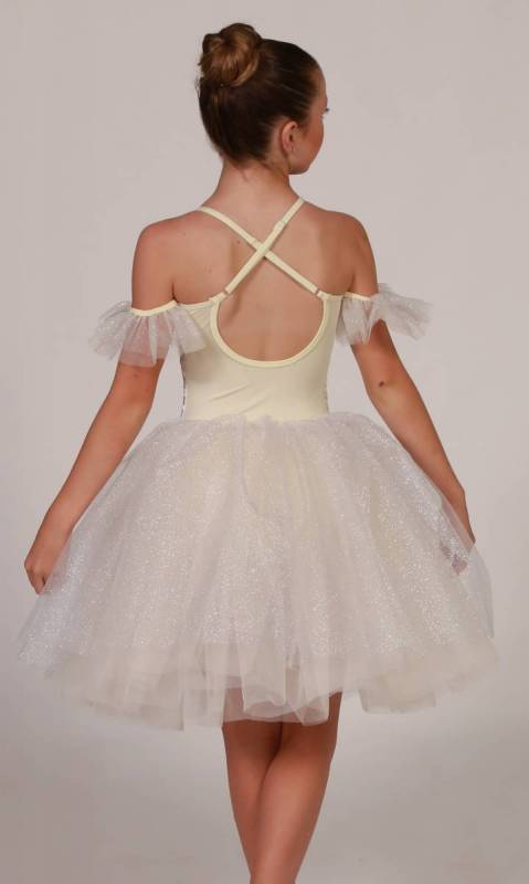 Ballerina -  -  Cream and silver