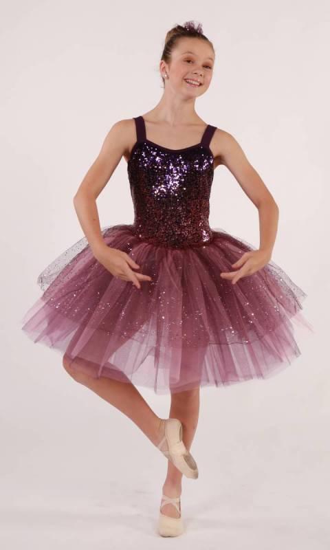 JEWELS - Romantic tutu  Dance Costume
