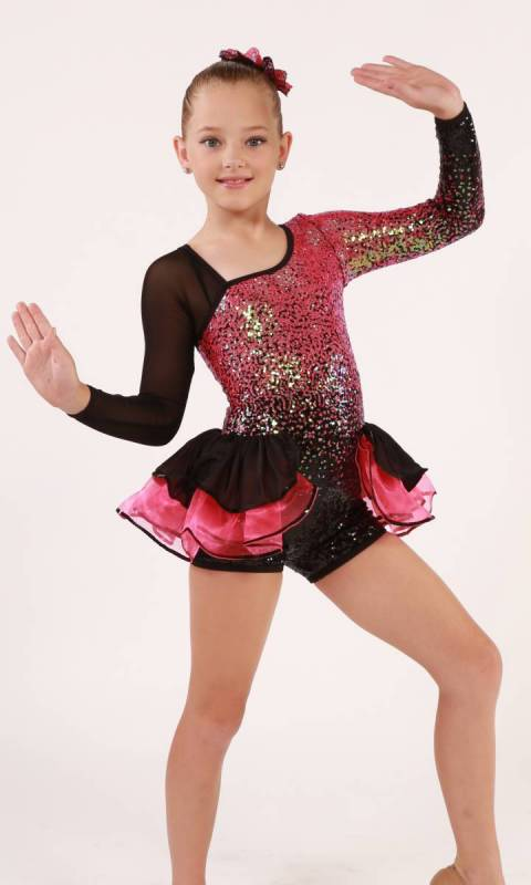 REACTION Dance Costume