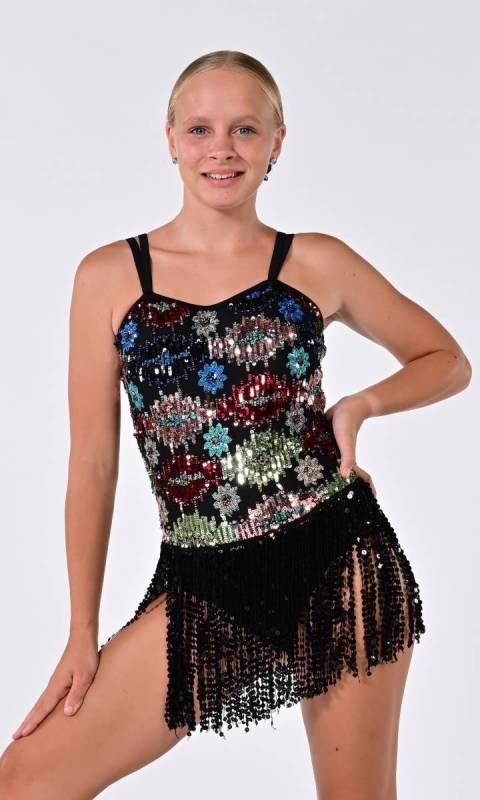 BORN TO DANCE  Dance Costume