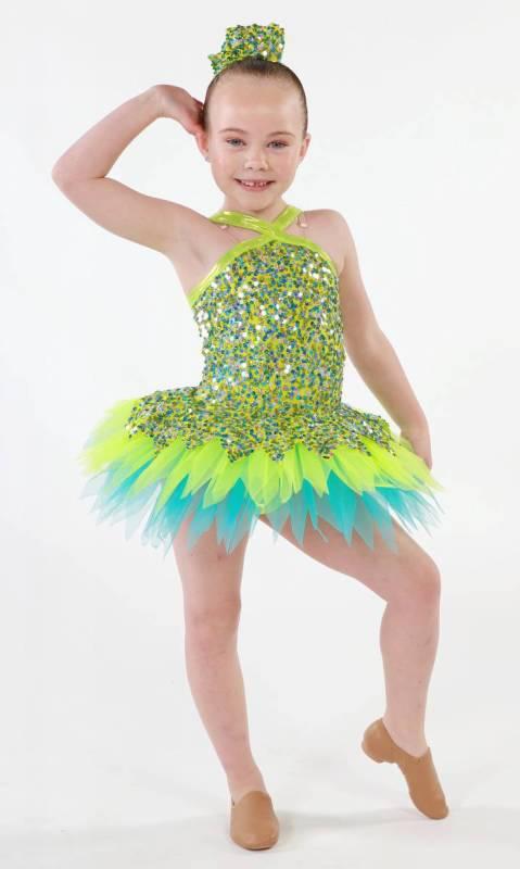 PIXIEBELL Dance Costume