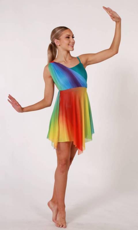 ROSELLA  Dance Costume