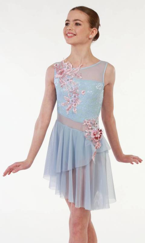 YOUNG AND BEAUTIFUL + hair accessory  Dance Costume