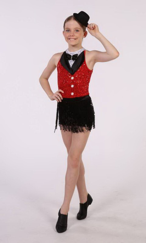 I GOT MUSIC Dance Costume