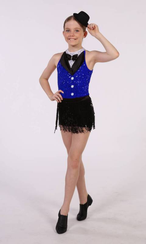I GOT MUSIC Dance Costume