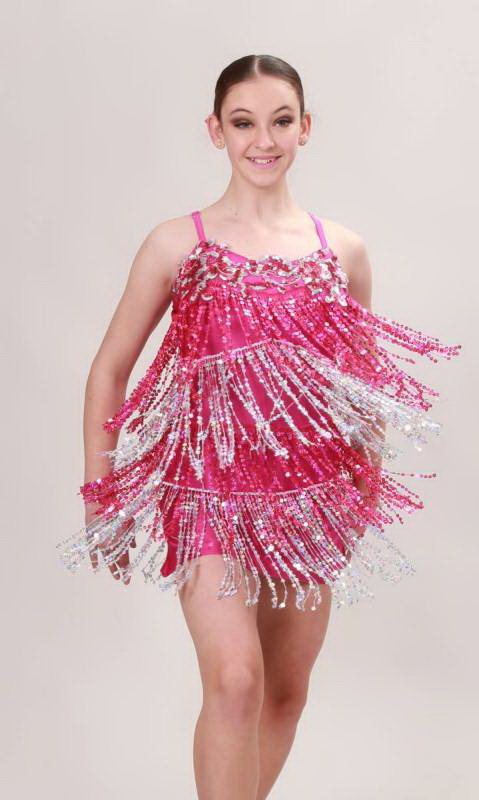 CHARLESTON Dance Costume