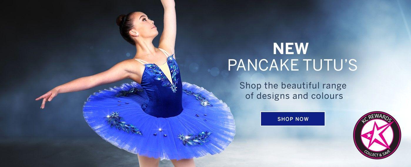 Pancake Tutu Ballet Costumes