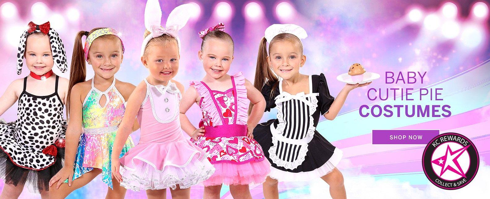 Baby Dance Costumes