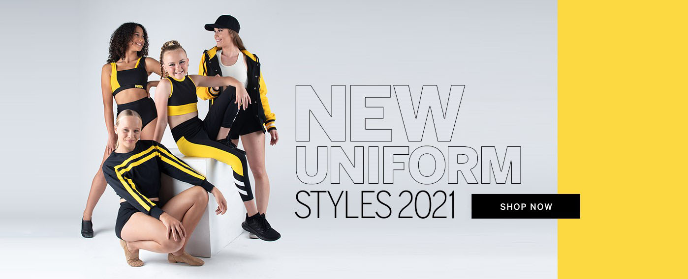 New Studio Dance Uniforms